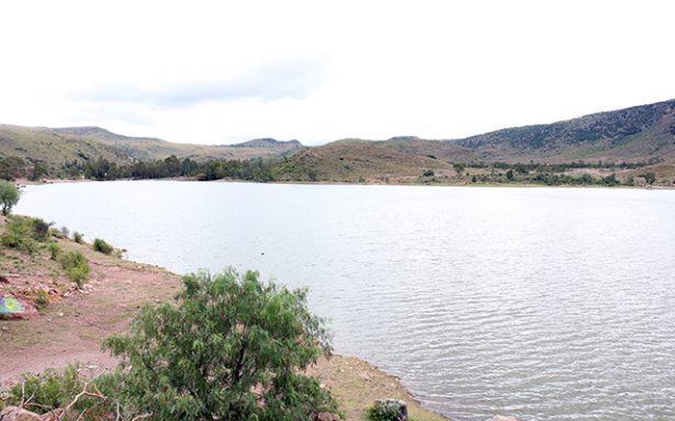 Como medida preventiva se desfoga la presa San José