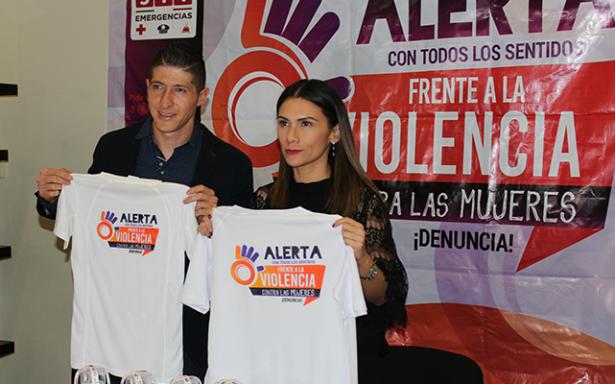 """IMES presentó carrera atlética """"Alerta con todos los sentidos frente a la violencia contra las mujeres"""""""