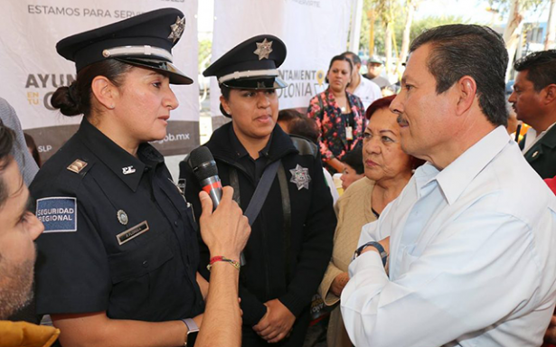 En reunión de gabinete, el Alcalde ordena reforzar seguridad
