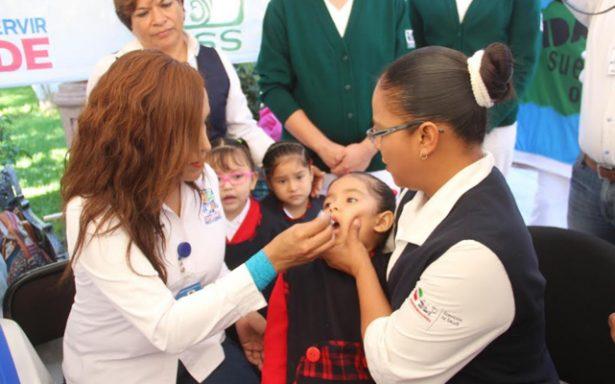 Aplicar vacuna contra el papiloma, es central en Semana de Vacunación