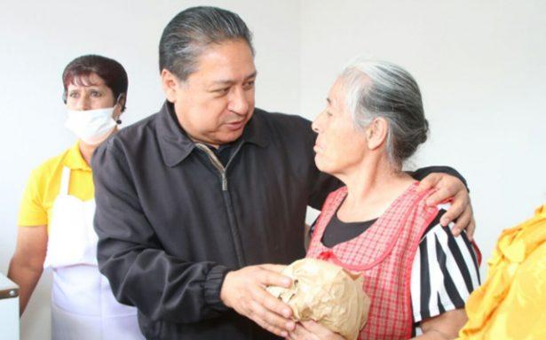 Abren noveno expendio de tortilla subsidiada en la colonia 21 de Marzo