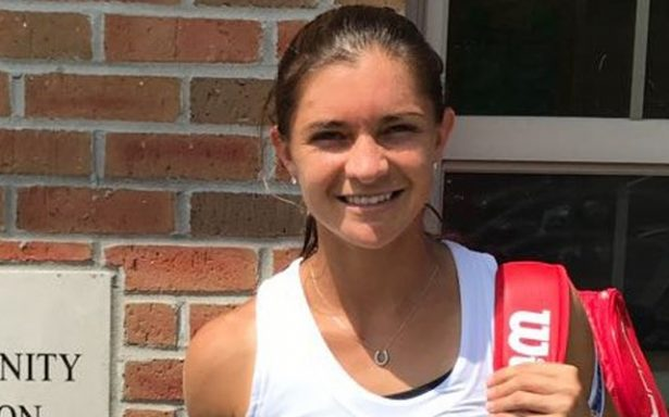 Avanza en la calificación la tenista Marcela Zacarías