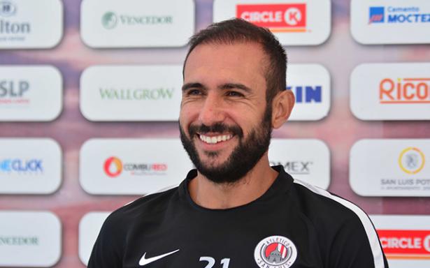 Motiva la llegada de un nuevo entrenador: Alex Castro