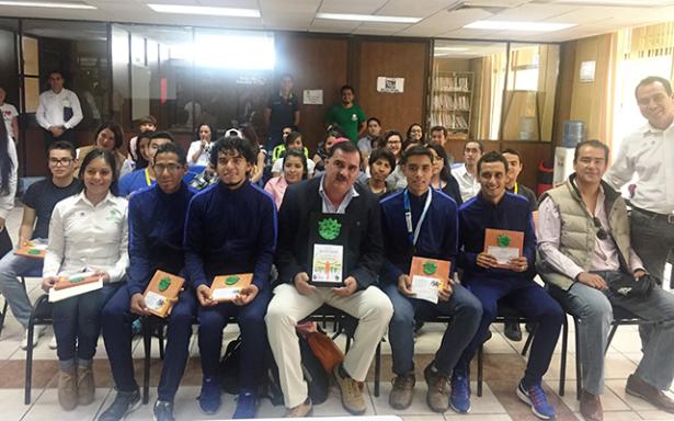 Alumnos del Tecnológico de Rioverde logra medallas en competencia nacional tecnológica