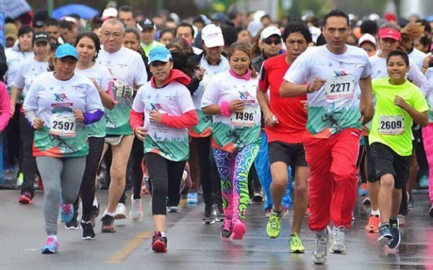 """Más de 2 mil inscritos a la lid """"Moviendo a México por tu salud"""""""