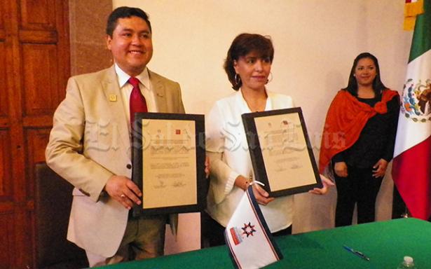 Convenio de la Intercultural con Universidad peruana