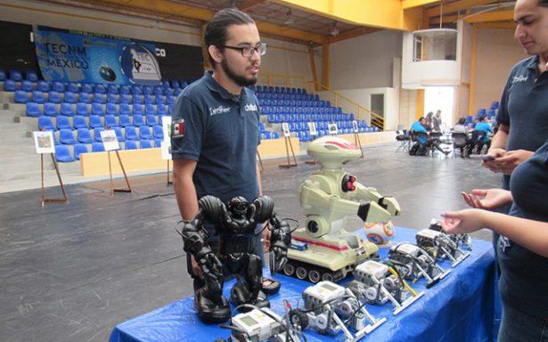 Participó SAPSAM en Semana de Ciencia y Tecnología del ITMH