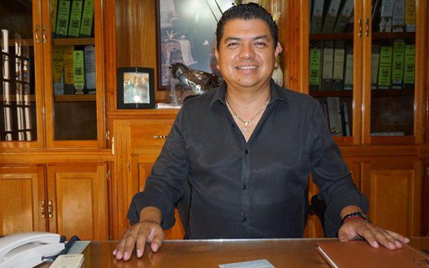 Inversión de 1.5 mdp para continuar urbanización de la calle Frontera