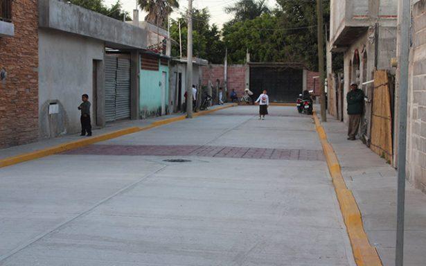 Mejoran servicios públicos en colonia Las Palmas