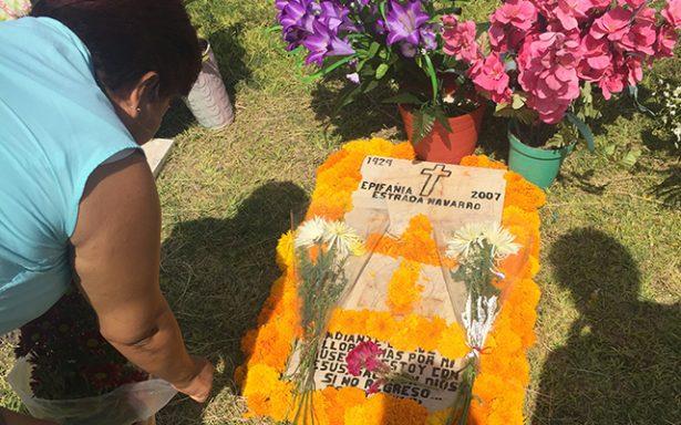 Entre música, flores y lágrimas llegaron miles recordaron a sus muertitos
