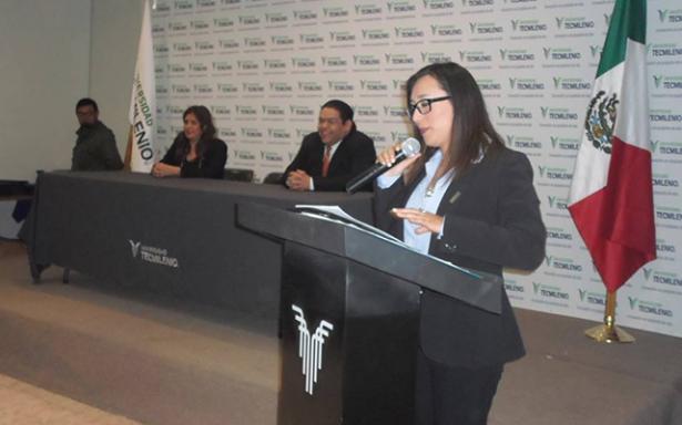 Entrega títulos el Tecmilenio SLP