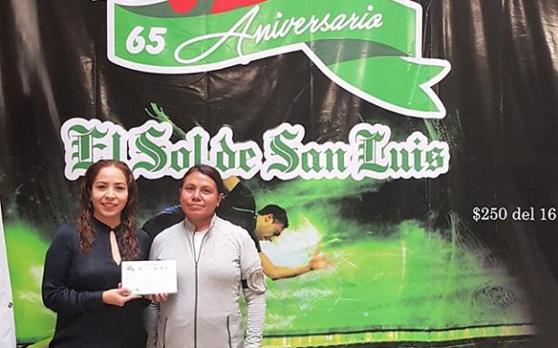 Primeros atletas inscritos para la carrera el Sol de San Luis