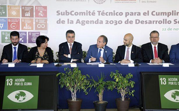 SLP, ejemplo en Agenda 2030