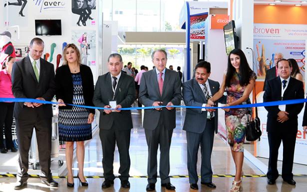 Inaugura JMCL 49º Congreso Nacional de Angiología, Cirugía vascular y Endovascular