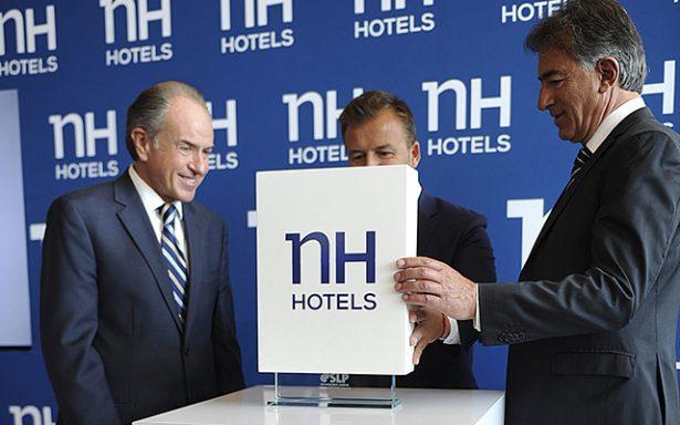 Llega a San Luis Potosí la gran cadena española NH Hotels