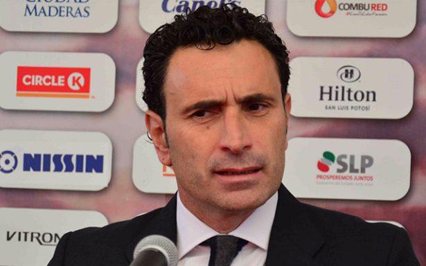 Presentan al nuevo cuerpo técnico del Atlético de San Luis