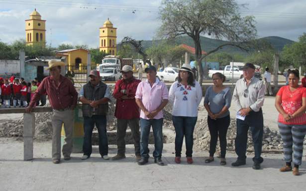 Diputada Fabiola Guerrero hizo gira de trabajo por Rioverde