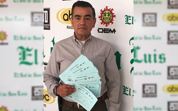 Creo en el deporte y creo en El Sol de San Luis: Rojas Montes