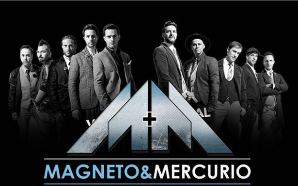 ¡Hoy puedes ganar un acceso para asistir al concierto de Magneto y Mercurio!
