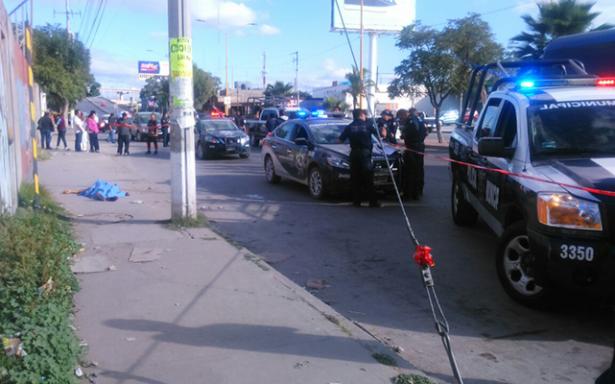 Muere en riña pandilleril en condominios San Jorge