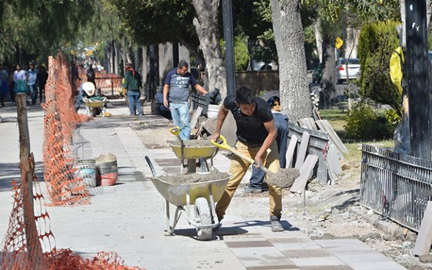 El domingo entregan la Calzada de Guadalupe