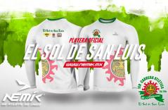"""Novedosa playera y atractiva medalla para la Carrera Atlética 3k y 10k """"El Sol de San Luis"""""""