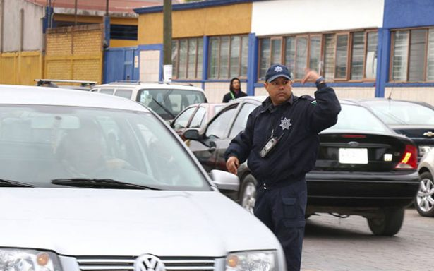Instalarían bolardos en la calle Manuel José Othón