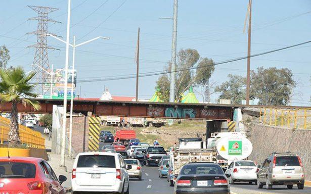 Ampliación de puente Pemex, una realidad
