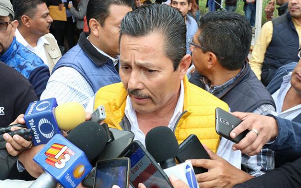 El PRD no me ha invitado a contender: Gallardo Juárez