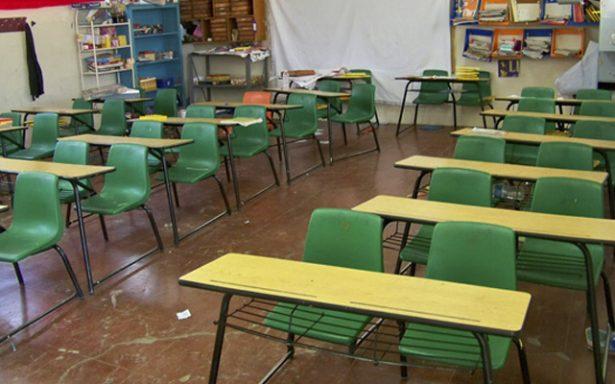 Roban la escuela Lázaro Cárdenas