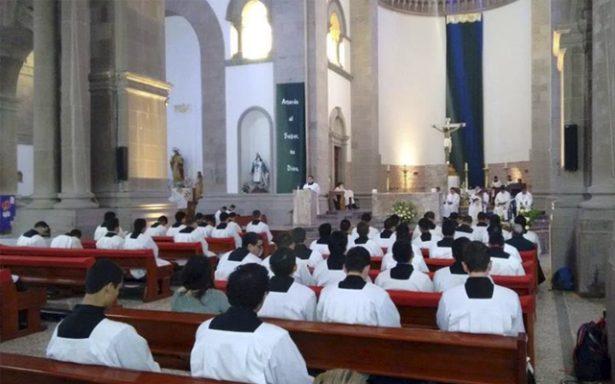 Seminaristas realizan Encuentro Provincial de Filosofía en Matehuala