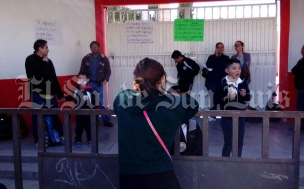 """#EnVideo 📹 Sin clases escuela primaria """"Salvador Nava"""""""