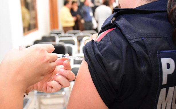 Ante los fríos, aún es tiempo para vacunarse