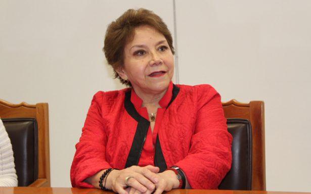 Potosina Yolanda Eugenia González es designada delegada del CEN del PRI en Tlaxcala