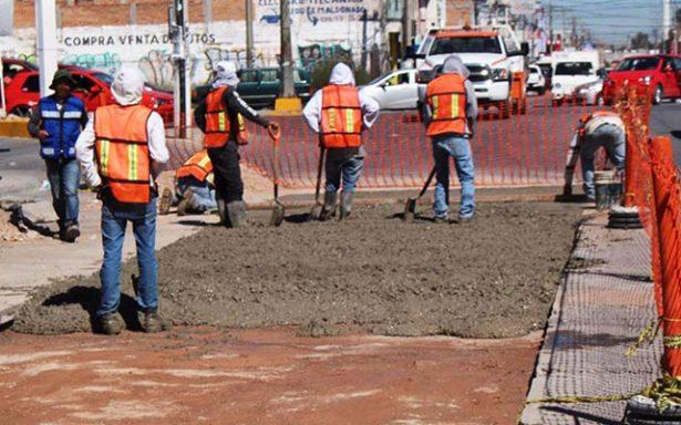 Mantiene el Ayuntamiento  la rehabilitación de calles