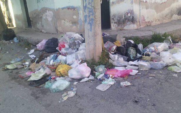 La ciudad inundada de basura por indolencia ciudadana