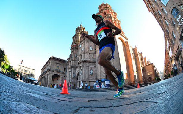 Este miércoles presentarán la playera para 1a Carrera Atlética El Sol de San Luis