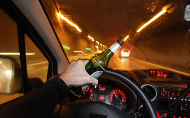 Encarcelado por conducir bajo el influjo del alcohol