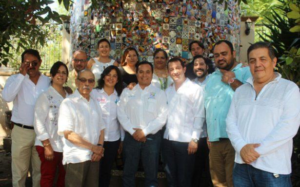 Ayuntamiento firma convenio de colaboración con Colegio de Notarios Públicos