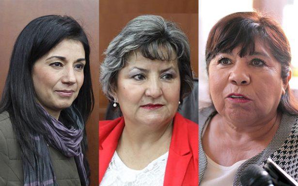 Lucha contra violencia política, prioridad de diputadas
