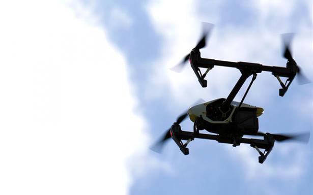 Drones vendrán a ayudar a inhibir la delincuencia: Nuestro Centro