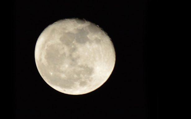 Las grandes lunas, nada que ver con el cambio climático