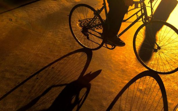 Intentó asaltar a un ciclista