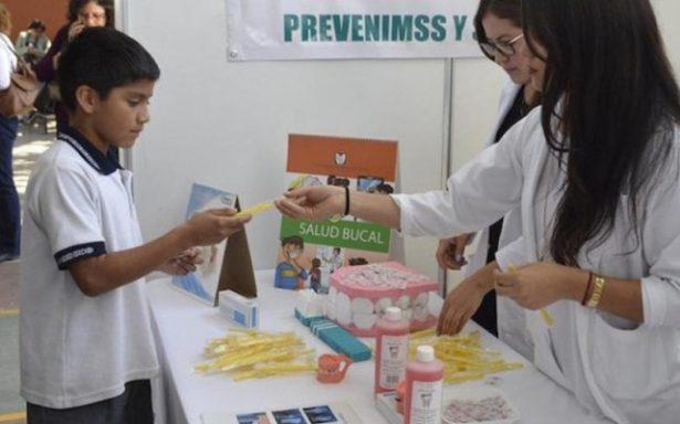 Preparan Segunda semana Nacional de Salud Bucal