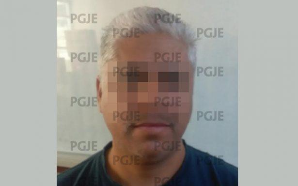 Violento tipo detenido por maltratar a su cónyuge