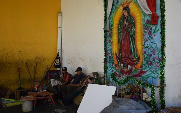 Hoy inician las fiestas patronales de la Virgen de Guadalupe