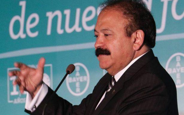 Sí quiero ser jefe de gobierno de la CDMX: Armando Ahued