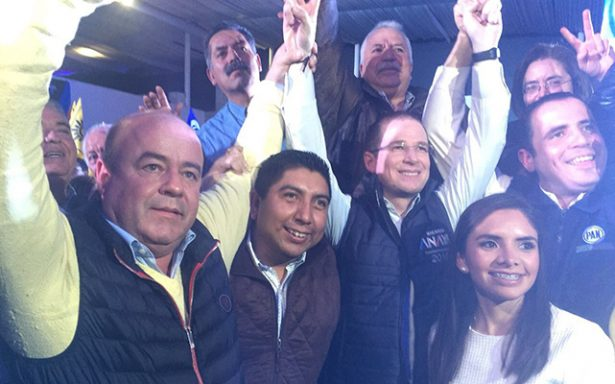 Coalición flexible entre PRD, PAN y MC en SLP