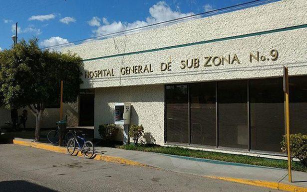 Rehabilitación en hospital de Rioverde, ya va al 95%