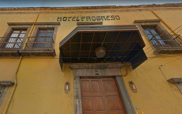 El Hotel Progreso, reflejo  del SLP de hace 150 años